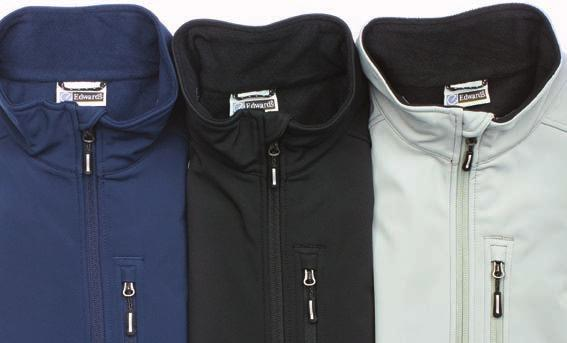 Reflective pulls on main zipper and side zipper pockets.