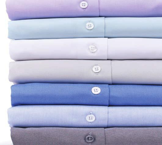 00 Home Launder Up to 6XL and Talls Non-iron oxford features single-needle tailoring and