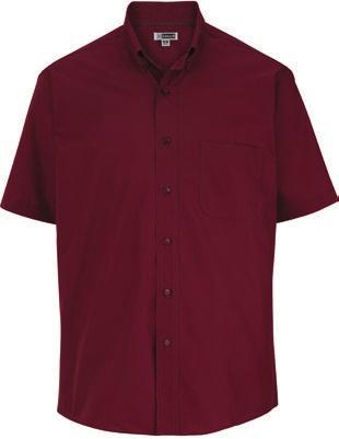 styling and soft collar, narrow placket, two back darts, side vents 65%