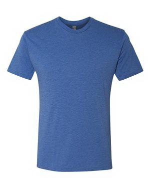 It's been fabric laundered for extreme softness, Cost: $11 Sizes: Small 3X (unisex) Color: Vintage Royal