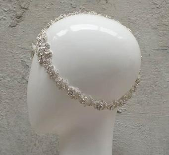 sparkly at Valentina Headpiece AUD$349