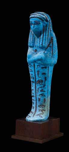 1069-945 BC Height: 10,5 cm Private collection UK, acquired prior to
