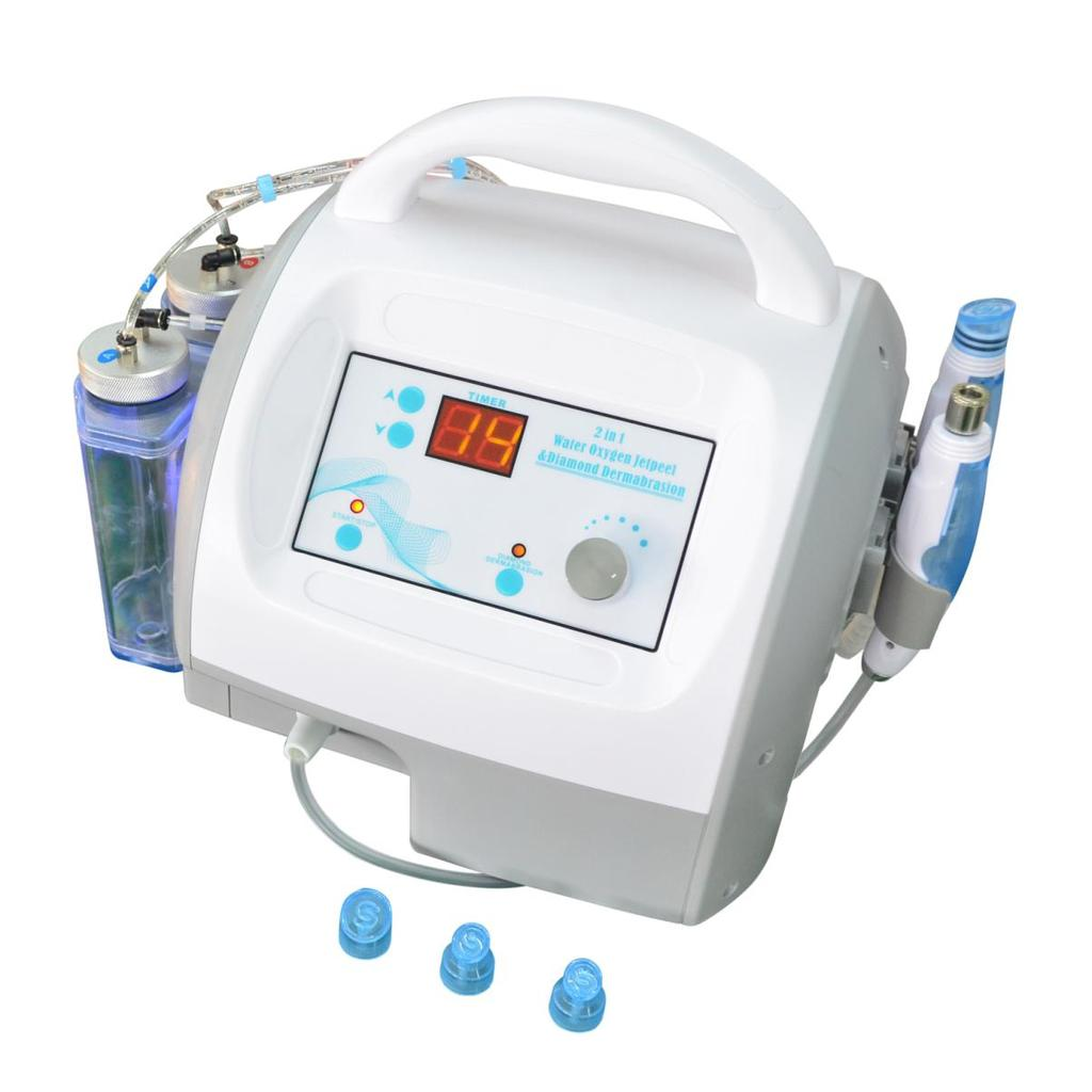 2 in 1Hydro peel machine User Manual Thank you very much for purchasing Please read the instructions carefully before using the normal operation and save it after