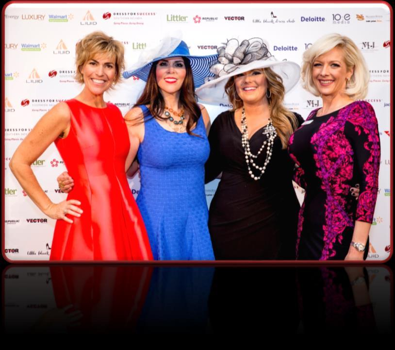 Dress for Success Southern Nevada is Going Places. Going Strong. The 4th annual champagne luncheon and fashion show at the Four Seasons Las Vegas will occur Friday, May 20.
