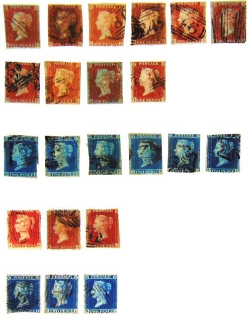 218 STAMPS - A GREAT BRITAIN COLLECTION comprising approximately 270 first day covers, (five albums).