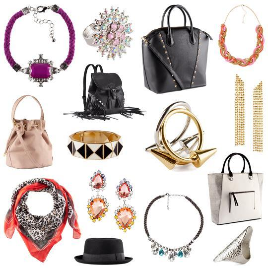 Accessories Articles added to complete or