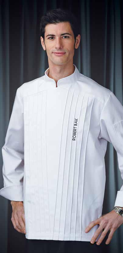 NEVADA CHEF COAT VEGAS CHEF COAT THE OLIVIER DELCOL COLLECTION I would like to thank Town & Country Uniforms design team for the