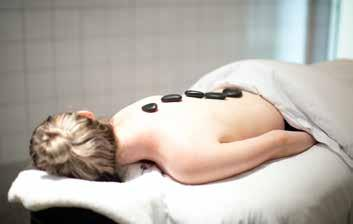 Solitude Spa Massage Hot Stone Therapy As an extension of your therapist s hands, the powerful properties of warm stones combined with essential oils deliver an energising yet relaxing massage.