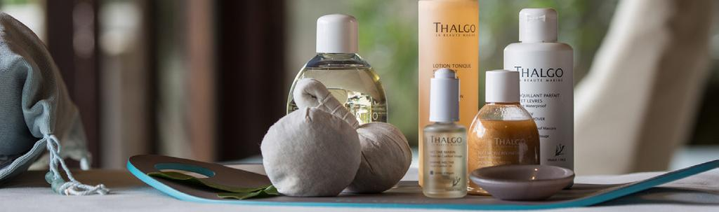 FACIAL SKIN CARE - THALGO THALGO PURITY RITUAL 30 minutes A basic marine facial, includes facial cleansing, exfoliation, skin analysis and a face mask selected by your therapist to address your