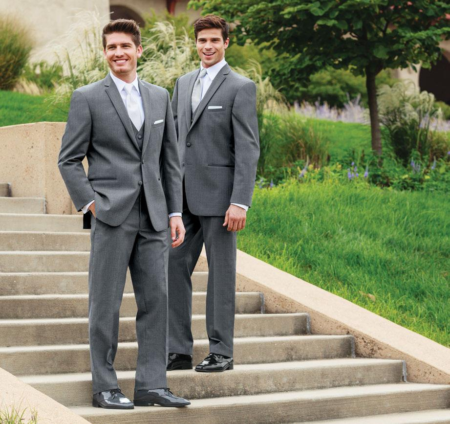 The Grey Allegro Formal Shoe is the finishing touch to complete the look of your grey tuxedo or suit!