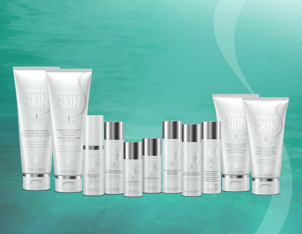 The future of results-based essential skin care has arrived. 2017 Herbalife International of America, Inc.