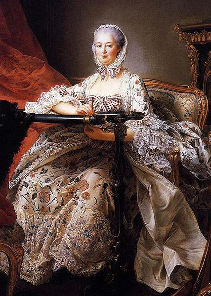 Chapter 13 Petticoat Madame de Pompadour in an