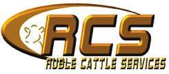 Ruble Cattle Services 1525