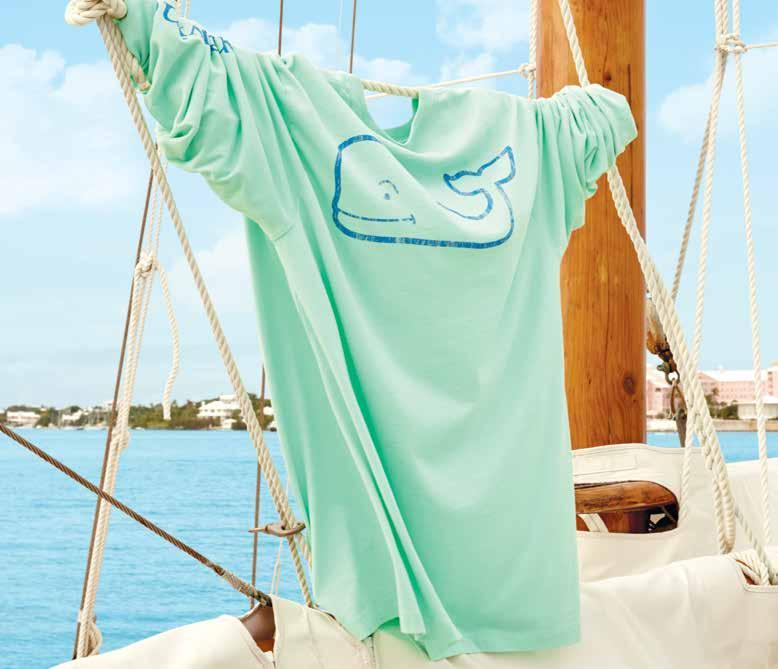 vintage whale long-sleeve graphic t-shirt (1V01051): 100% cotton.