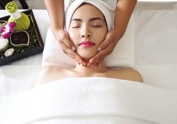 YOUR FACE Prima Organic Thai Facial (Signature) 30 mins THB 1,290 60 mins THB 1,890 This facial treatment uses natural products and Thai herbs to tone and firm facial skin.