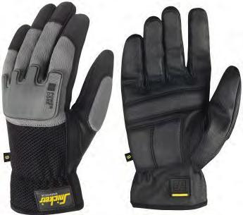 NEW EN 388 Cat. 2 2121 9565 Precision Sense Leather A reliable goat skin leather glove. Great fit and high dexterity with a durable construction.