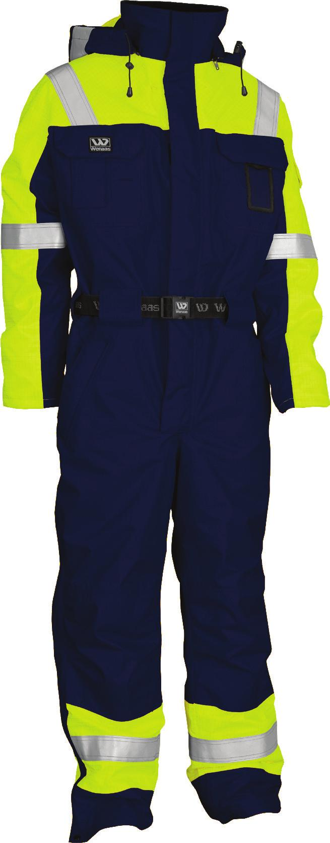 THERMAL + FR WENAAS OFFSHORE WINTER FR COVERALL Model No.