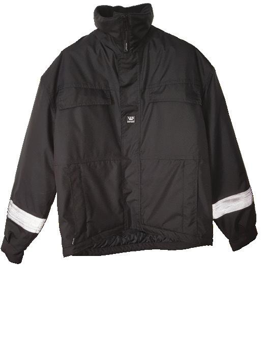 GLACIER QUILTED + THERMAL WENAAS GLACIER QUILTED THERMAL JACKET Model No.