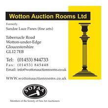Wotton Auction Rooms Antiques & Collectables Started 28 Dec 2017 10:00 GMT Tabernacle Road Wotton-under-Edge Gloucestershire GL12 7EB United Kingdom Lot Description 1 An extensive collection of
