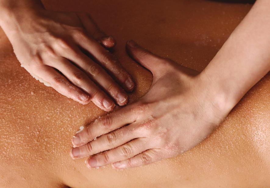 Holistic Body Therapies Blending ancient traditions and cutting edge technology, our body therapies soothe sore muscles.
