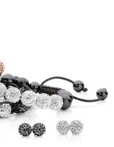 Magnetite Bracelet 087 8mm Grey Crystal Studs 088 We reserve the right to correct any printing errors. Colours may vary due to the printing process.