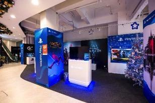 Address: Shop K, G/F, 9 Kingston Street, Fashion Walk, Causeway Bay Tel: 2808 0820 PlayStation PlayGround The New PlayStation Game Experience Store offers various newest exceptional PS4 and PS VR
