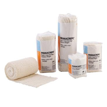 Soft Porous, permitting air circulation White, conforming retention bandage Lightweight Non-adhesive Highly conformable 36361487 2.5cm x 1.75m unstretched Pkt/12 Rolls 36361488 5cm x 1.