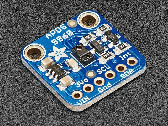 Overview This handy sensor is full of features!
