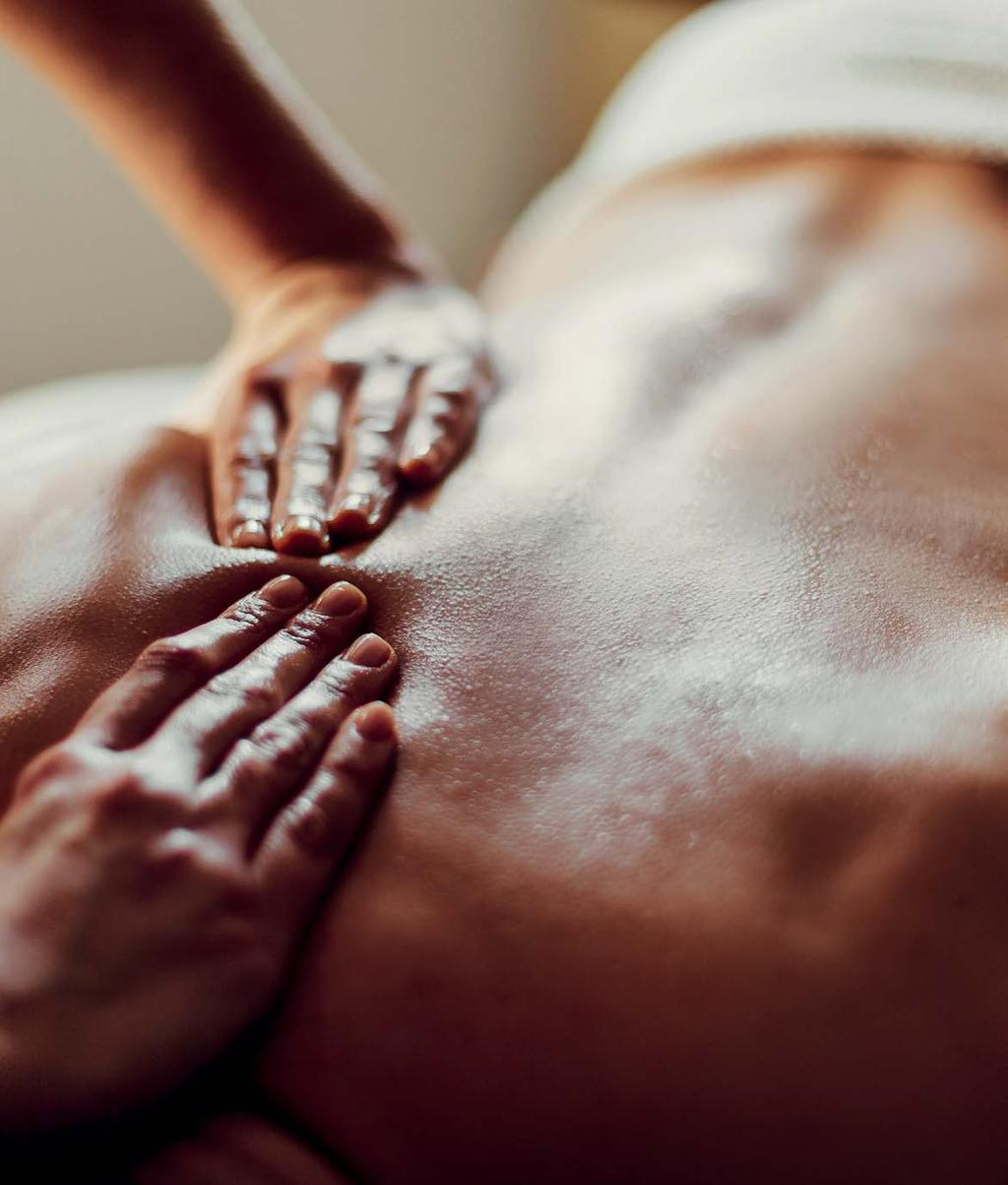 Discover our specialised treatments Discover our specialised treatments Aromatherapy massage 55 minutes for 70 ESPA aromatherapy massage is professional and specific, using a blend of individually