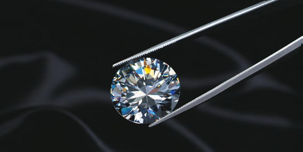 Most couples seek to find the right diamond and find a design that will express in a creative and individual way their commitment to each other.
