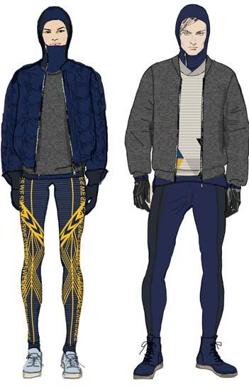 H&M TO DRESS OLYMPIC TEAMS H&M dresses Swedish teams for Olympic and Paralympic games Winter Olympics and Paralympics in Sochi 2014
