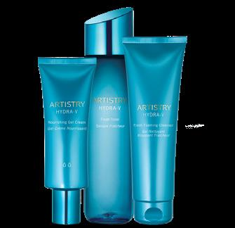 00 ARTISTRY Men Post Shave Toner Lightweight toner helps balance post-shave skin three ways. Soothes razor burn.