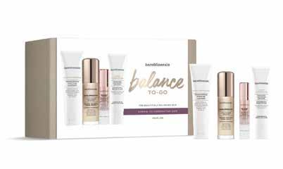GLOW-TO-GO SKINCARE GET STARTED KIT A