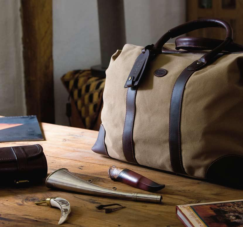 BARON COUNTRY In harmony with nature - everywhere For lovers of the outdoor lifestyle, the functionality of the accessories is vital, and with our Country Collection we offer you products that