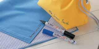 industrial markers industrial markers laundry markers Laundry Marker has permanent ink that dries instantly and marks on a variety of light colored fabrics.