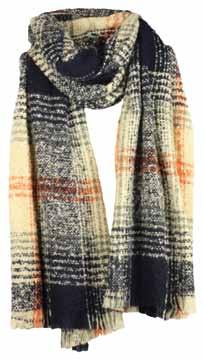 00 Heather Scarf