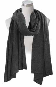 Scarf-Large 30 x 88 6 Piece Pack: