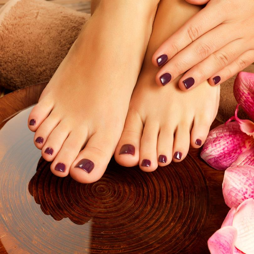NATURAL NAIL SERVICES All of our natural nail services include traditional nail maintenance consisting of application of warm towels, nail shaping, filing, cuticle treatment and polish.