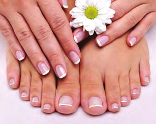 achy feet while enjoying all benefits of the Pure Signature Pedicure.