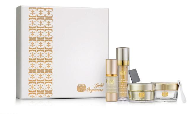 Gold Signature Gold Facial Mask, Gold Facial Cream,