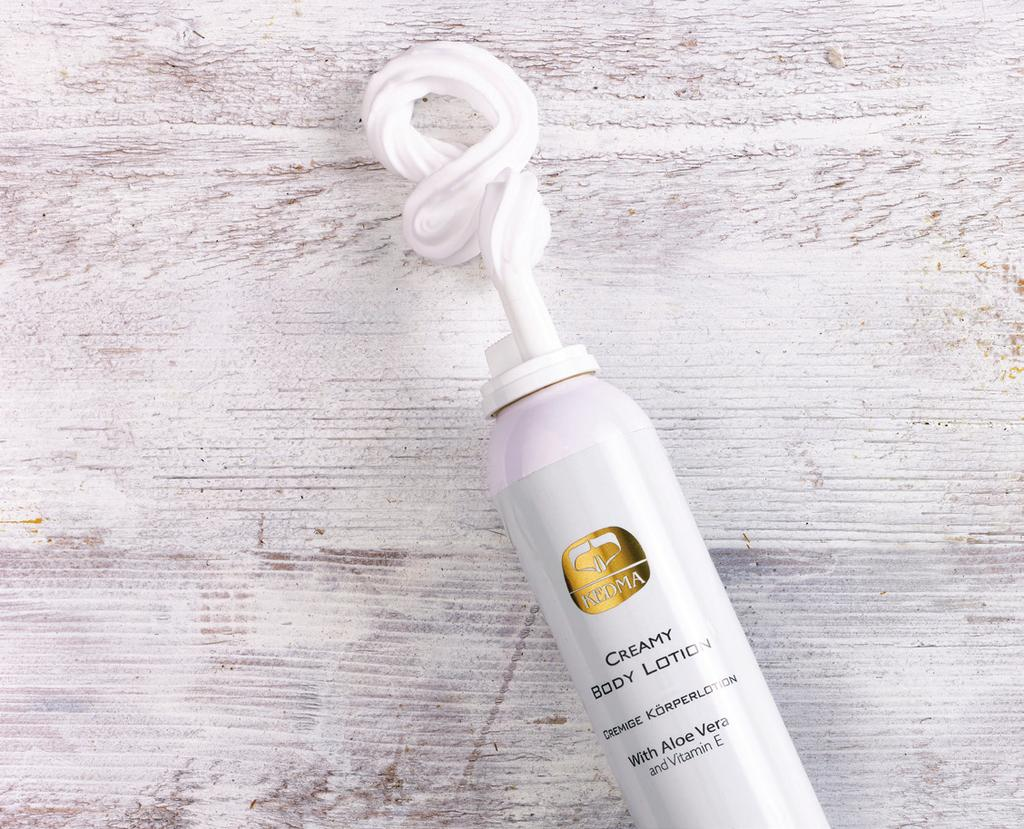 Hand Cream This mineral-rich cream absorbs quickly, protecting your hands from dryness and keeping the skin soft and silky. Foot Cream The cream effectively softens rough and scaled feet.