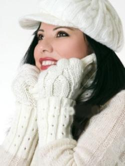 Skin in winter time Winter season can be extremely stressful to our skin due to winds and cold temperatures, outside as