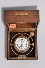 furniture, serial #1028 $1200-$1500 Circa 1860 6.5in x 7.25in x 7.375in 716 Hamilton Watch Co., Lancaster, Penn.