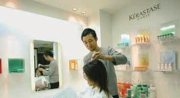 > GLOBAL MOMENTUM JAPAN Kérastase magic does the trick KÉRASTASE is introducing Japanese women to haircare institute luxury.