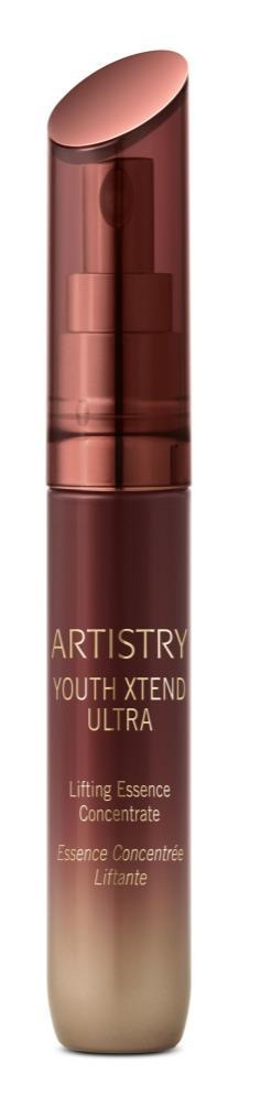 ARTISTRY YOUTH XTEND Ultra Lifting Essence Concentrate High-performance essence concentrate helps lift and firm skin s appearance, imparting a dramatically youngerlooking, rosy glow.