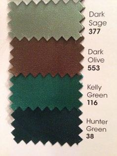 COLORS KELLY GREEN 116