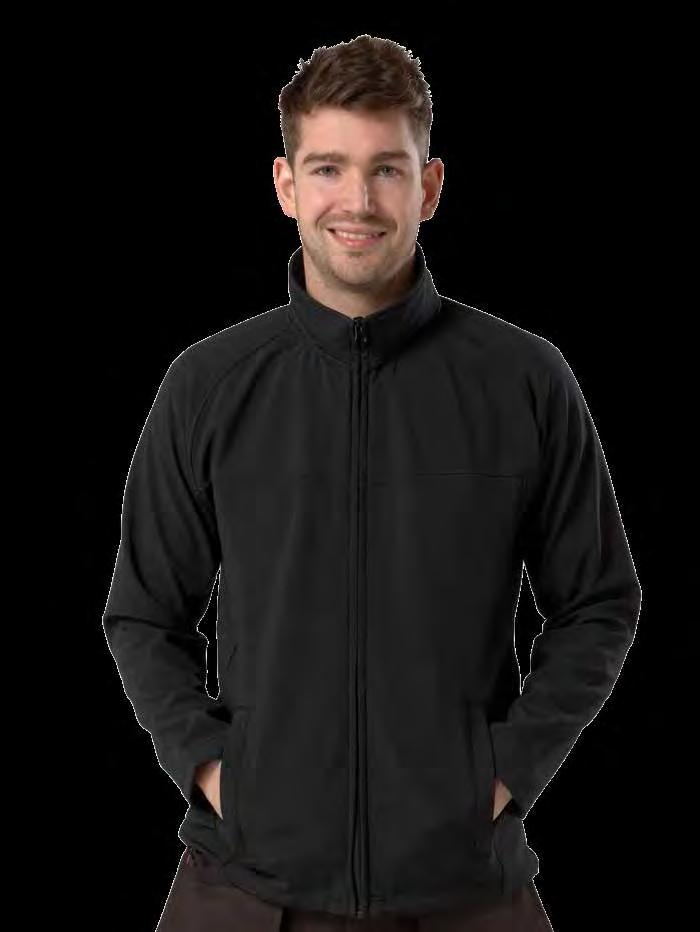 RK141 Active Softshell Jacket Weight 270gsm 100% Polyester Water and wind resistant 2 zipped lower side pockets Adjustable shockcord hem Available from March 2016 NEW FOR 2016 3XL AVAILABLE Special