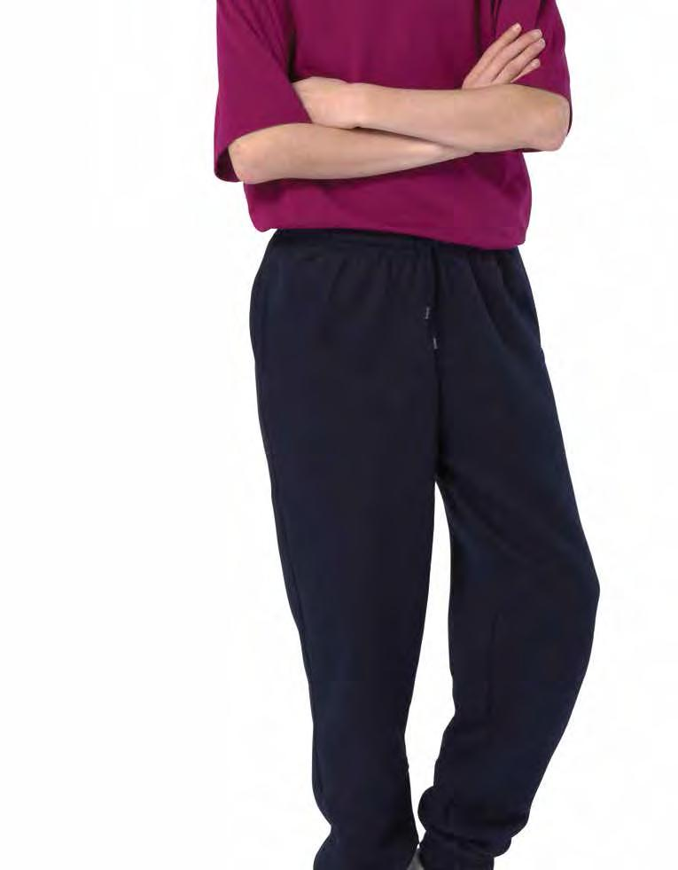 RK84 Kids Jog Pants Ash Weight 340gsm 65% Cotton / 35% Polyester Elasticated waistband and leg ends Self coloured drawcord Two side pocket and zip back pocket Available