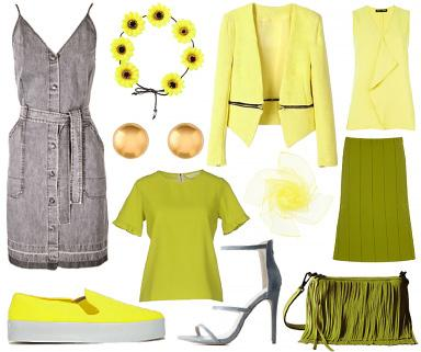Yellows YourColorStyle.
