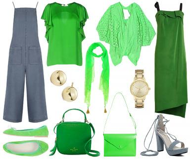 Greens YourColorStyle.